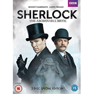 Produktbilde for Sherlock - The Abominable Bride (UK-import) (DVD)