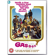 Gas-s-s-s (UK-import) (DVD)