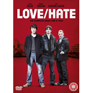 Love/Hate - Sesong 1 & 2 (UK-import) (DVD)