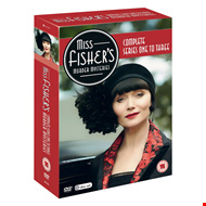 Miss Fisher Murder Mysteries - Sesong 1 - 3 (UK-import) (DVD)