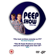 Peep Show - Sesong 9 (UK-import) (DVD)