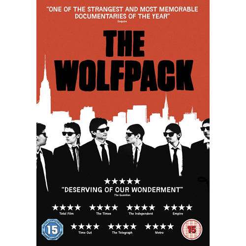 The Wolfpack (UK-import) (DVD)
