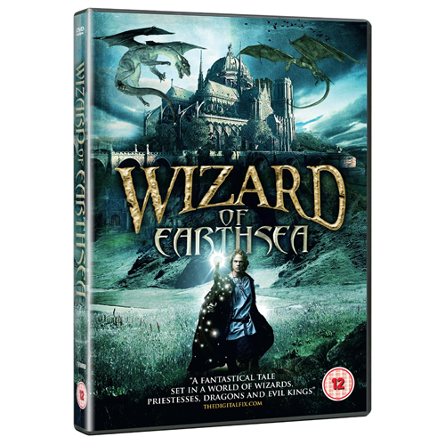 Wizard Of Earthsea (UK-import) (DVD)