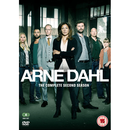 Arne Dahl - Sesong 2 (UK-import) (DVD)