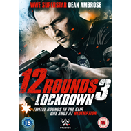 12 Rounds 3: Lockdown (UK-import) (DVD)