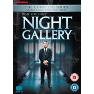 Night Gallery - The Complete Series (UK-import) (DVD)