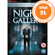 Produktbilde for Night Gallery - The Complete Series (UK-import) (DVD)