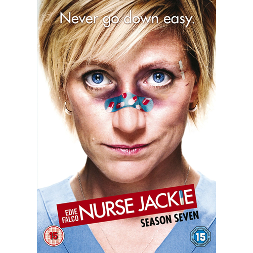 Nurse Jackie - Sesong 7 (UK-import) (DVD)