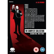The Alfred Hitchcock Hour - The Complete Collection (UK-import) (DVD)