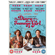 The Diary Of A Teenage Girl (UK-import) (DVD)