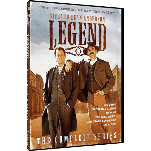 Legend - The Complete Series (DVD - SONE 1)