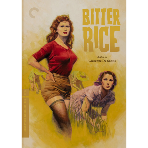 Bitter Rice - Criterion Collection (DVD - SONE 1)