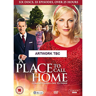A Place To Call Home - Sesong 1 - 3 (UK-import) (DVD)