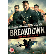 Breakdown (UK-import) (DVD)