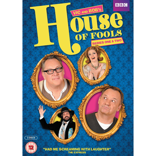 House Of Fools - Sesong 1 & 2 (UK-import) (DVD)