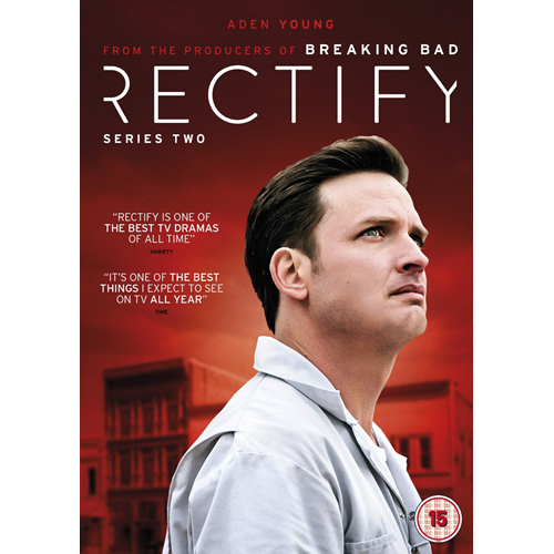 Rectify - Sesong 2 (UK-import) (DVD)