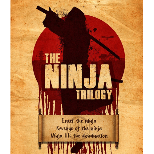 The Ninja Trilogy (UK-import) (Blu-ray + DVD)