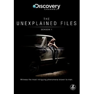 The Unexplained Files - Sesong 1 (DVD)