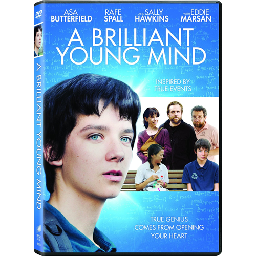 A Brilliant Young Mind (DVD - SONE 1)