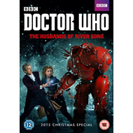 Doctor Who - The Husbands Of River Song: 2015 Christmas Special (UK-import) (DVD)