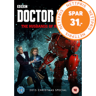 Produktbilde for Doctor Who - The Husbands Of River Song: 2015 Christmas Special (UK-import) (DVD)