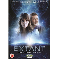 Extant - Sesong 2 (UK-import) (DVD)