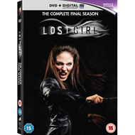 Lost Girl - Sesong 5 (UK-import) (DVD)