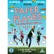 Produktbilde for Paper Planes (UK-import) (DVD)