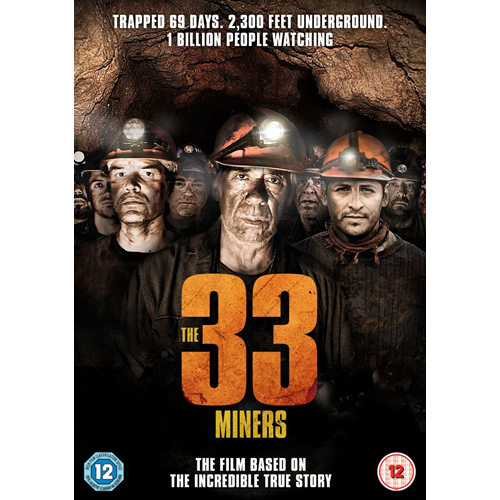 The 33 Miners (UK-import) (DVD)