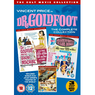 Produktbilde for The Dr. Goldfoot Collection (UK-import) (DVD)