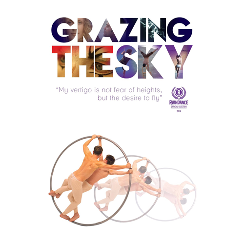 Grazing The Sky (UK-import) (DVD)