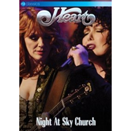 Heart - Night At Sky Church (UK-import) (DVD)