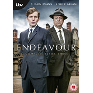 Endeavour - Sesong 3 (UK-import) (DVD)