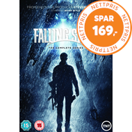 Produktbilde for Falling Skies - The Complete Series (UK-import) (DVD)