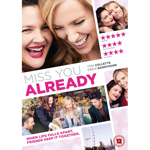 Miss You Already (UK-import) (DVD)