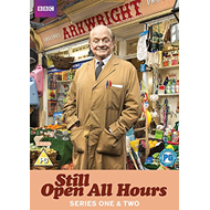 Still Open All Hours - Sesong 1 & 2 (UK-import) (DVD)
