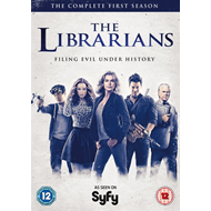 The Librarians - Sesong 1 (UK-import) (DVD)