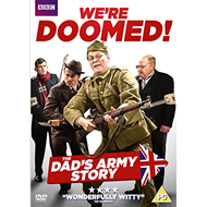 Produktbilde for We're Doomed - The Dad's Army Story (UK-import) (DVD)