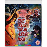 Five Dolls For An August Moon (UK-import) (Blu-ray + DVD)