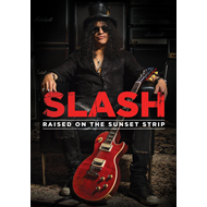 Produktbilde for Slash - Raised On The Sunset Strip (DVD - SONE 1)