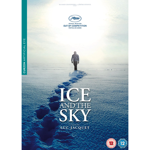 Ice And The Sky (UK-import) (DVD)