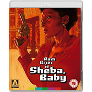 Sheba, Baby (UK-import) (Blu-ray + DVD)
