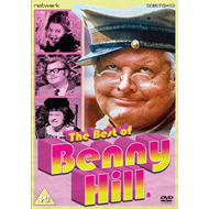 The Best Of Benny Hill (UK-import) (DVD)