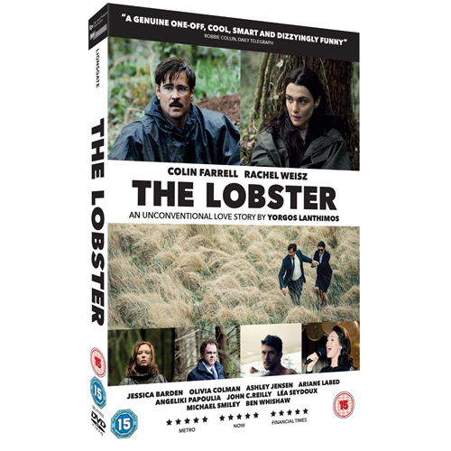 The Lobster (UK-import) (DVD)