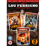 The Lou Ferrigno Cult Collection (UK-import) (DVD)