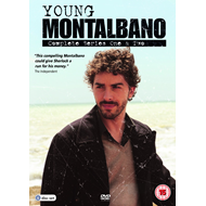 Produktbilde for The Young Montalbano - Complete Collection One & Two (UK-import) (DVD)