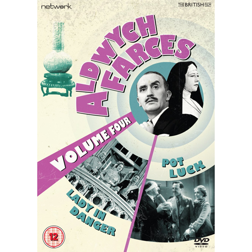 Aldwych Farces - Volume 4 (UK-import) (DVD)