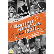 British Musicals Of The 1930s - Volum 5 (UK-import) (DVD)
