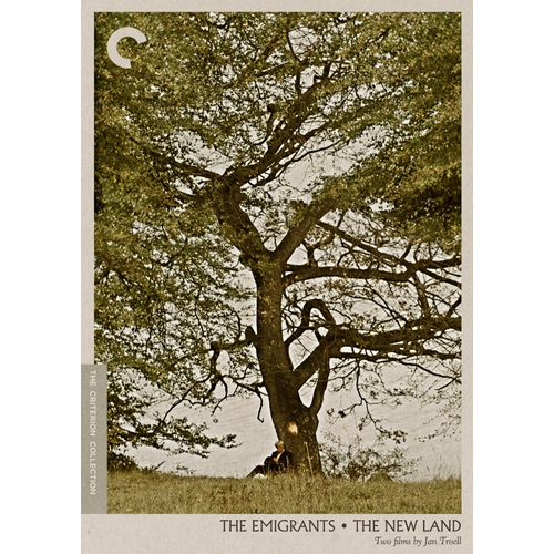 The Emigrants / The New Land - Criterion Collection (DVD - SONE 1)
