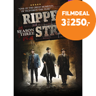 Produktbilde for Ripper Street - Sesong 3 (DVD)